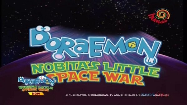 Doraemon Nobitas Little Space War