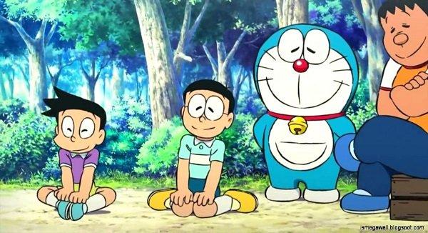 Doraemon Nobita And The Steel Troops