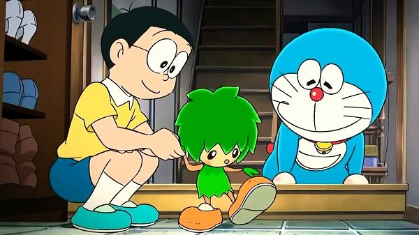 Doraemon The Movie Nobita In Hara Hara Planet