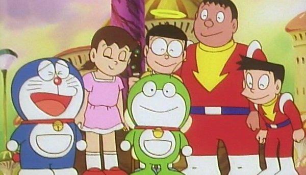 Doraemon The Movie Nobita Ki Nayi Duniya