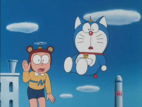 Doraemon The Movie Nobita and Jungle Mein Dangal