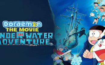 Doraemon The Movie Underwater Adventure Hindi Dubbed Download