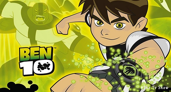 Ben 10 Classic (2005) Hindi Dubbed