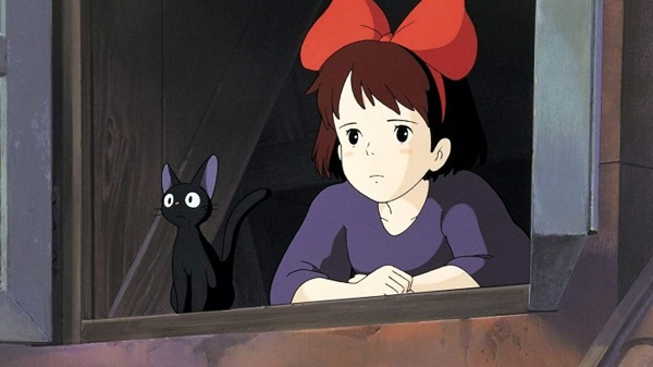 Kikis Delivery Service (1989) Hindi Dubbed Movie Download
