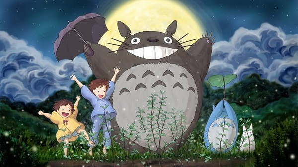My Neighbor Totoro (1988) Hindi Dubbed Movie Download