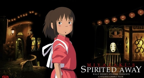 Spirited Away (2001) Hindi Dubbed Movie Download