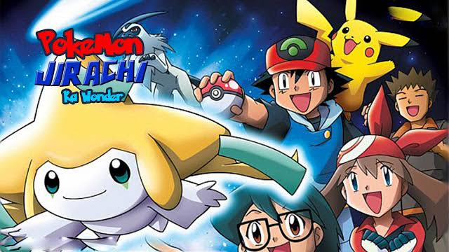 Pokemon Movie 6 Jirachi Ka Wonder Hindi Download (360p, 480p, 720p HD, 1080p FHD)