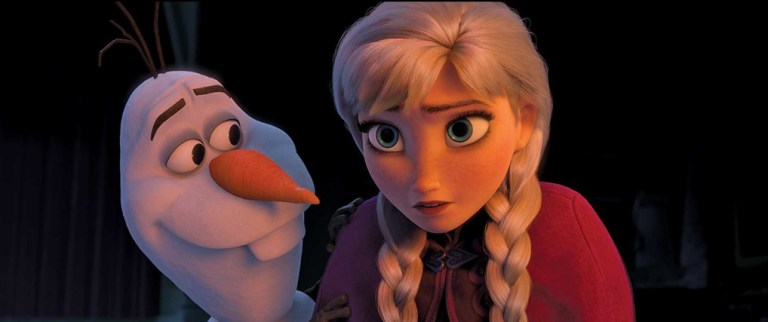 Frozen 1 screenshots